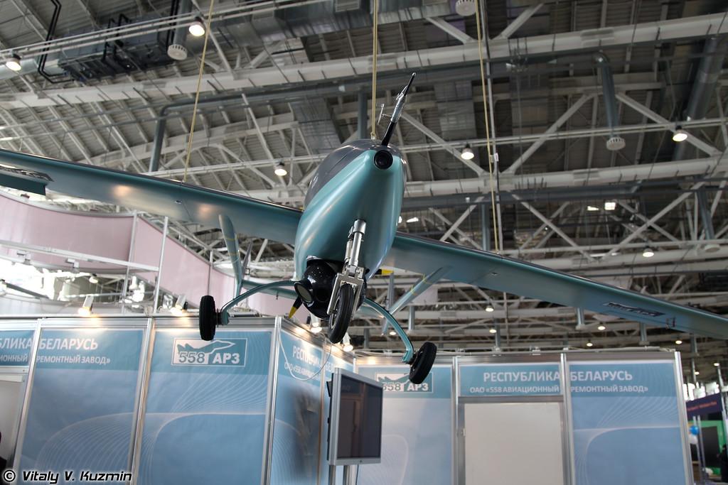 БПЛА Гриф-1 (Belorussian Grif-1 UAV)