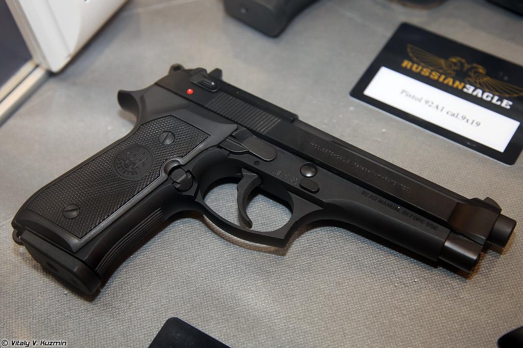 9x19 Beretta 92FS