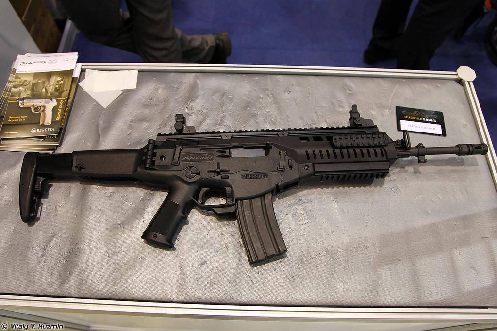 5.56x45 Beretta ARX-160 A2