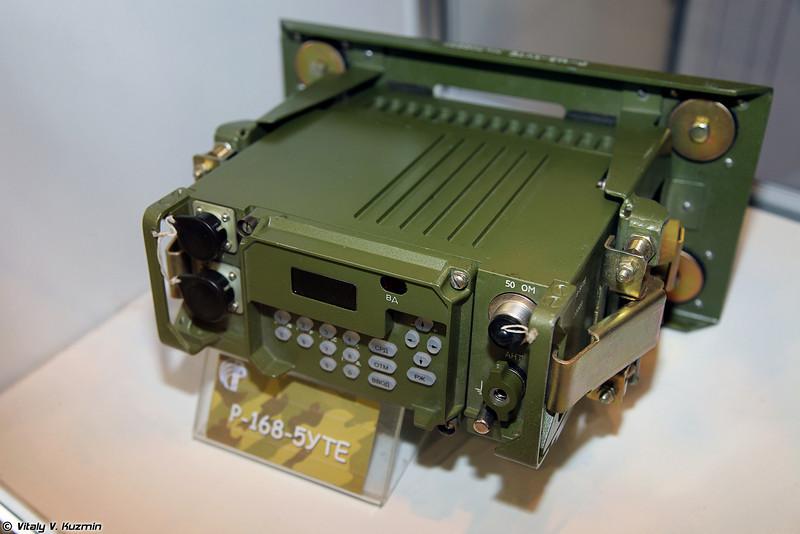 Радиостанция Р-168-5УТЕ (R-168-5UTE radio)
