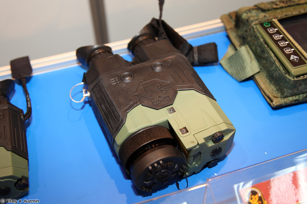 Тепловизор Катран-3Б (Katran-3B thermal imager)