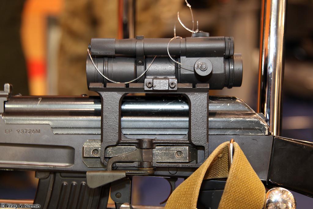 Прицел коллиматорный ПК-01V (PK-01V collimator sight)
