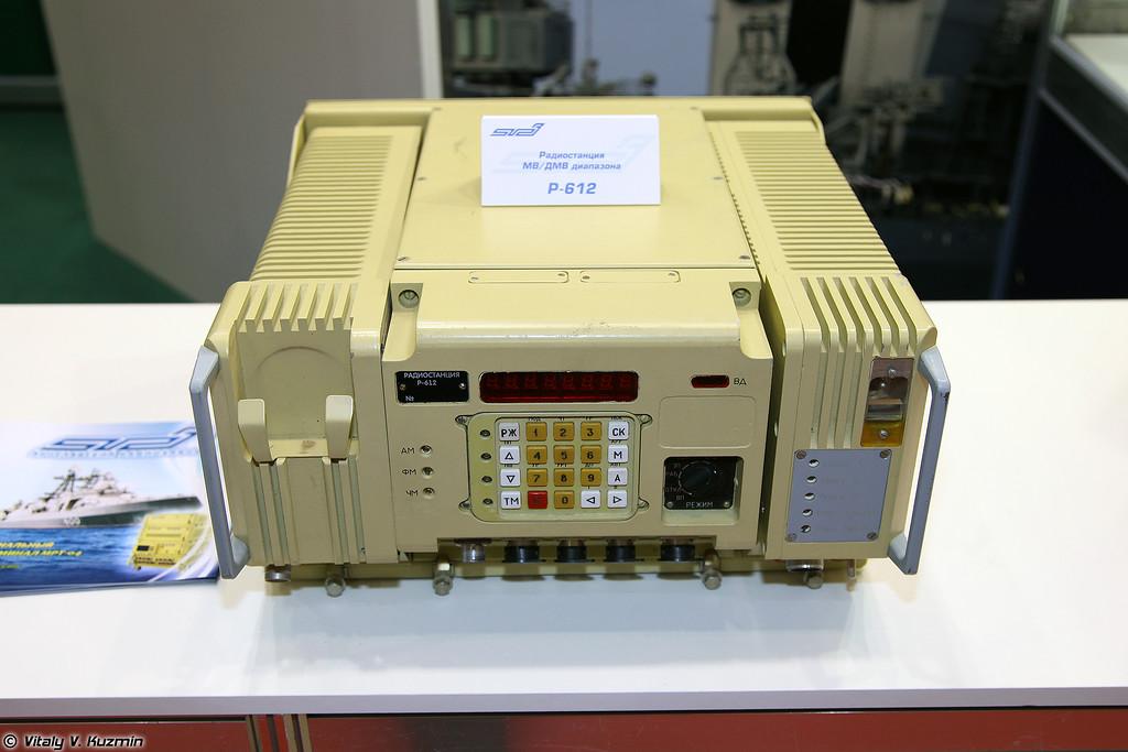 Радиостанция Р-612 (R-612 radio)