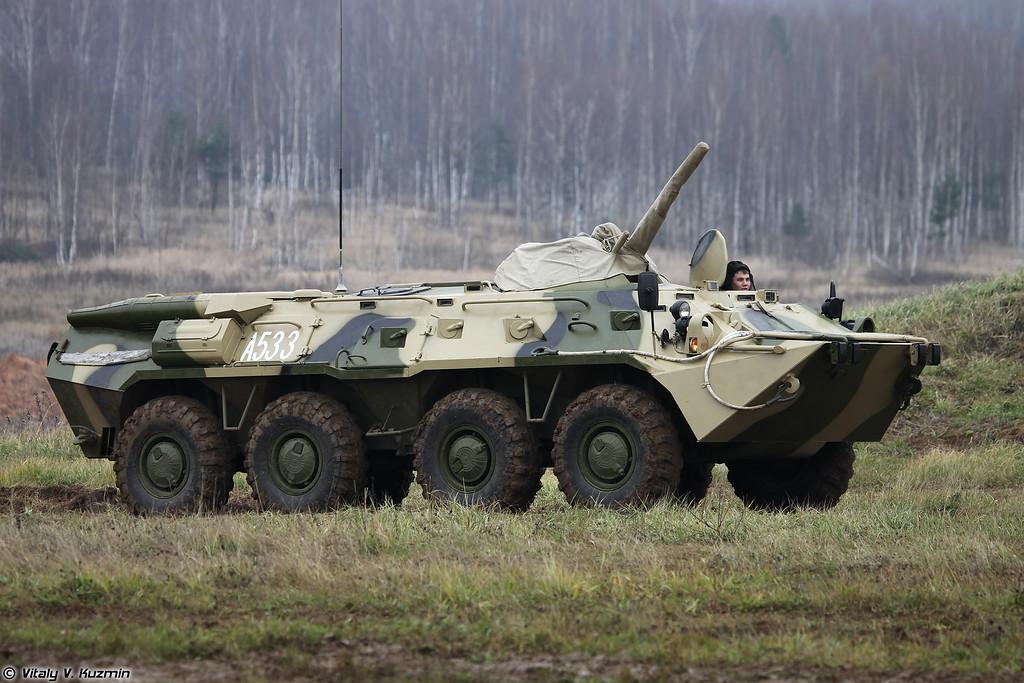 БТР-80 (BTR-80)
