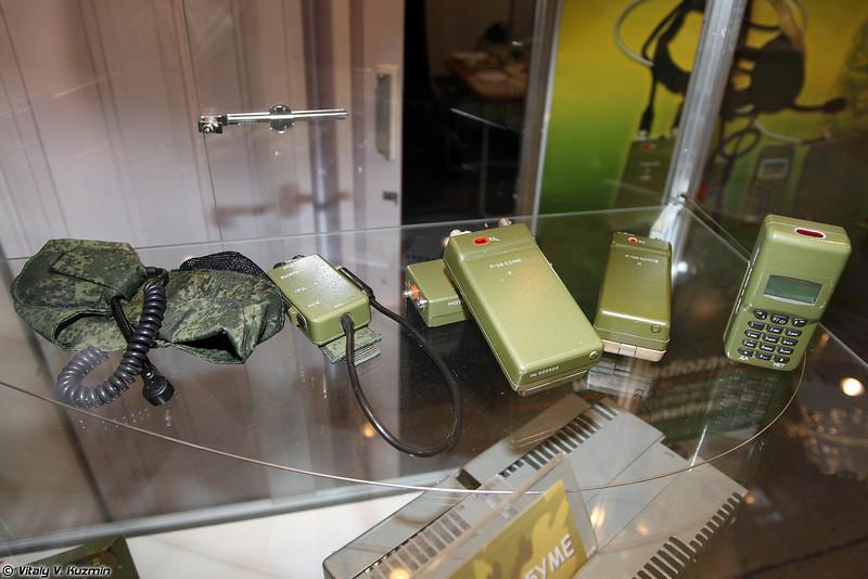 Радиостанция Р-168-0,5УМЕ (R-168-0,5UME radio)
