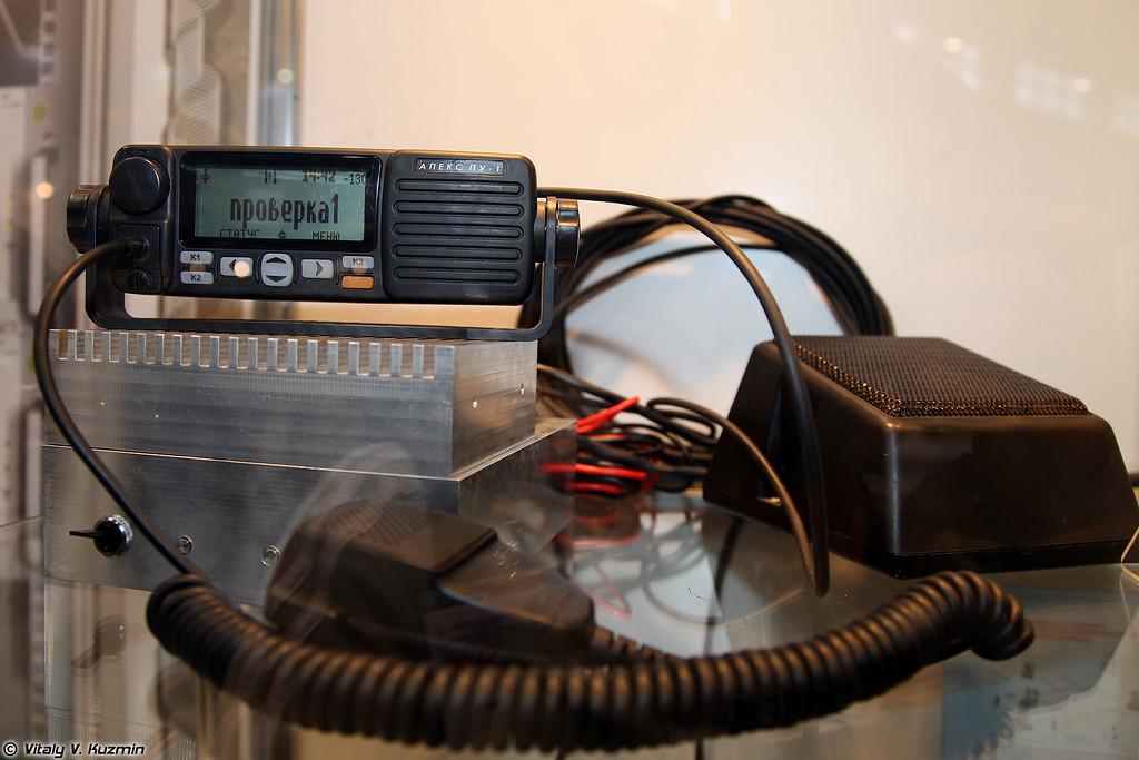 Радиостанция Апекс-251 (Apeks-251 radio)
