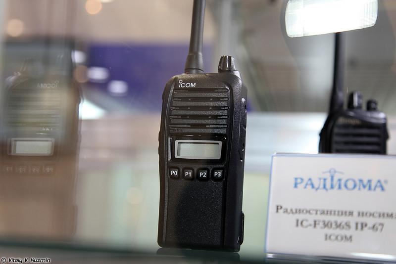 IC-F3036S IP-67