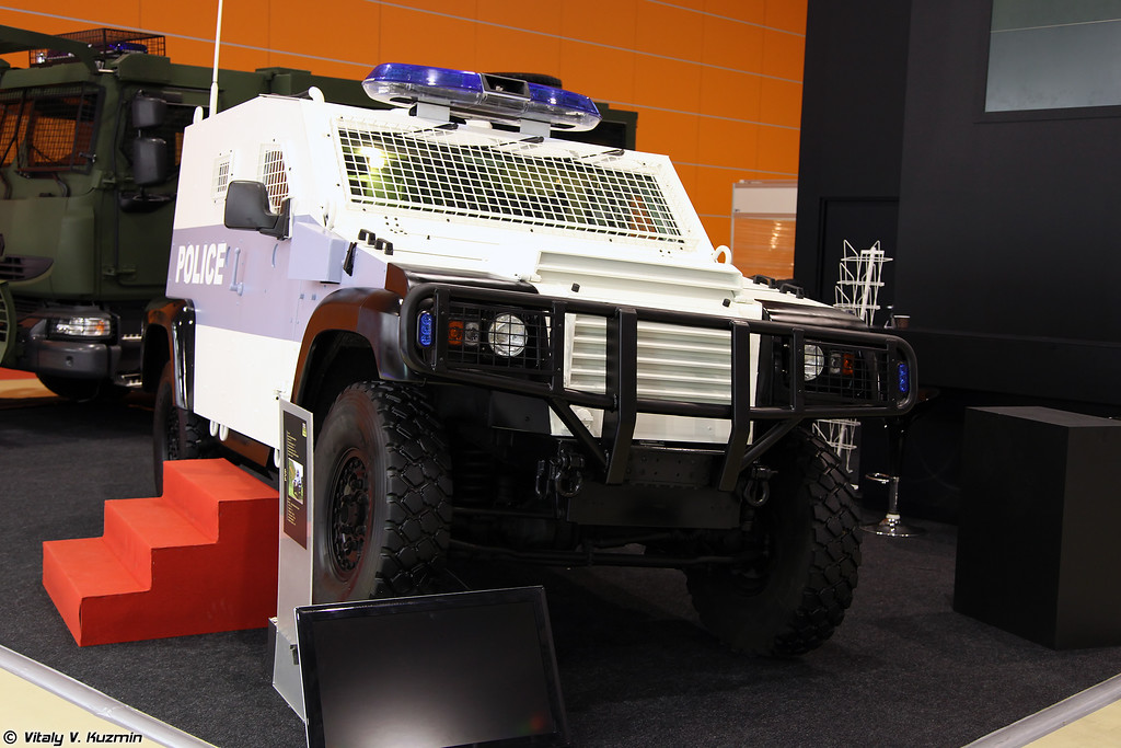 Panhard PVP (Petit Vehicule Protege)