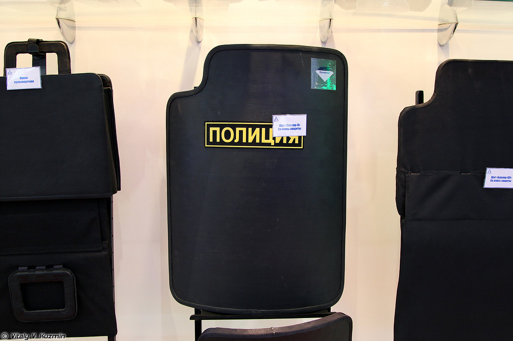 Бронещит Баклер-Л (Bakler-L ballistic shield)
