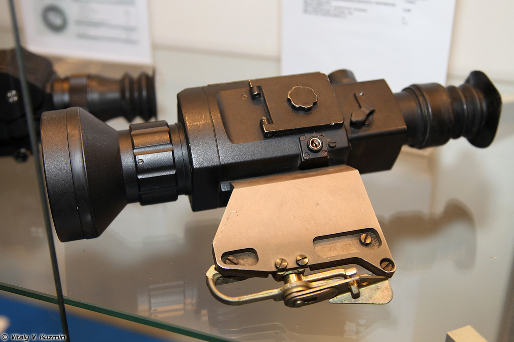 Тепловизионный прицел ПТ-9 от Фарвижн (PT-9 thermal imaging sight from Farvision company)