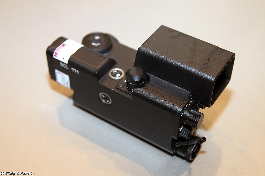 Прицел коллиматорный SCL 111 (SCL 111 collimator sight)
