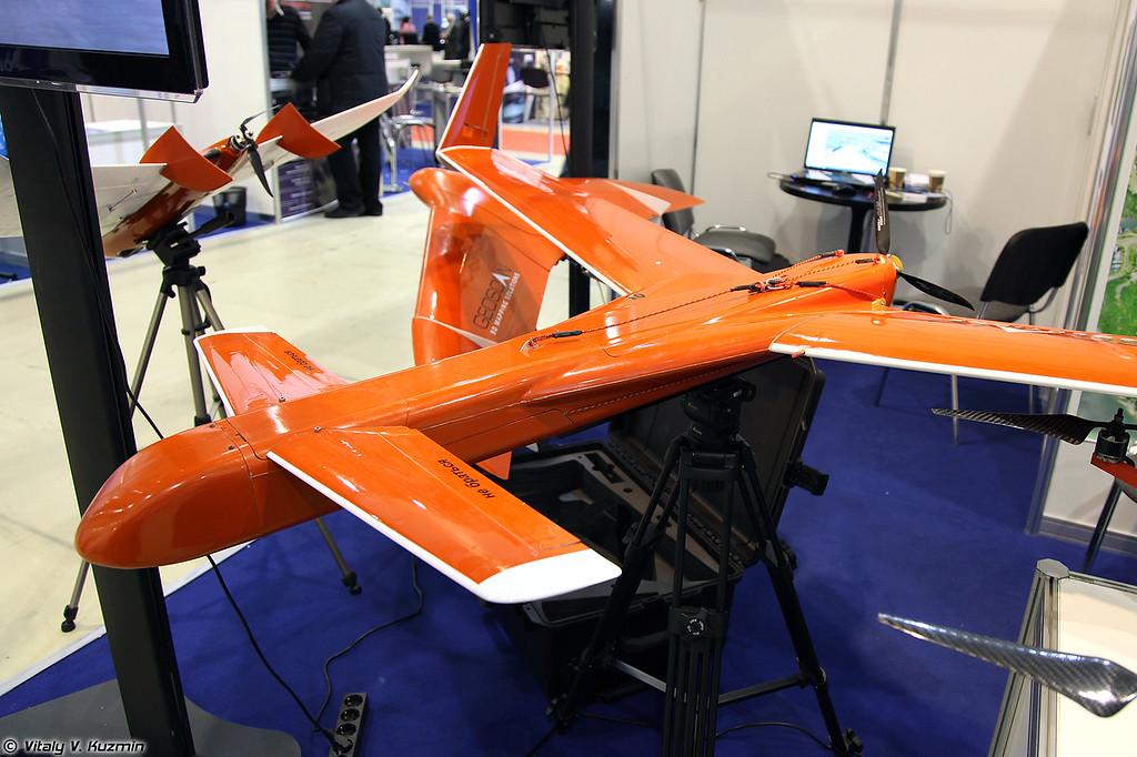 БПЛА Геоскан300 (GeoScan300 UAV)