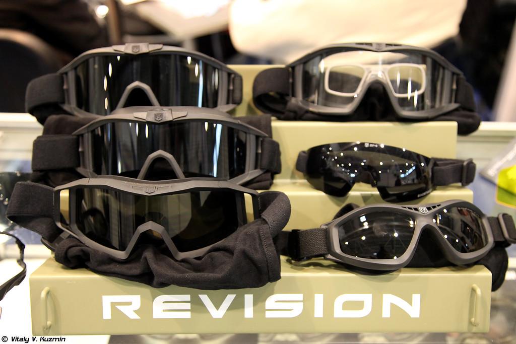 Баллистические противоосколочные очки Revision (Revision glasses)
