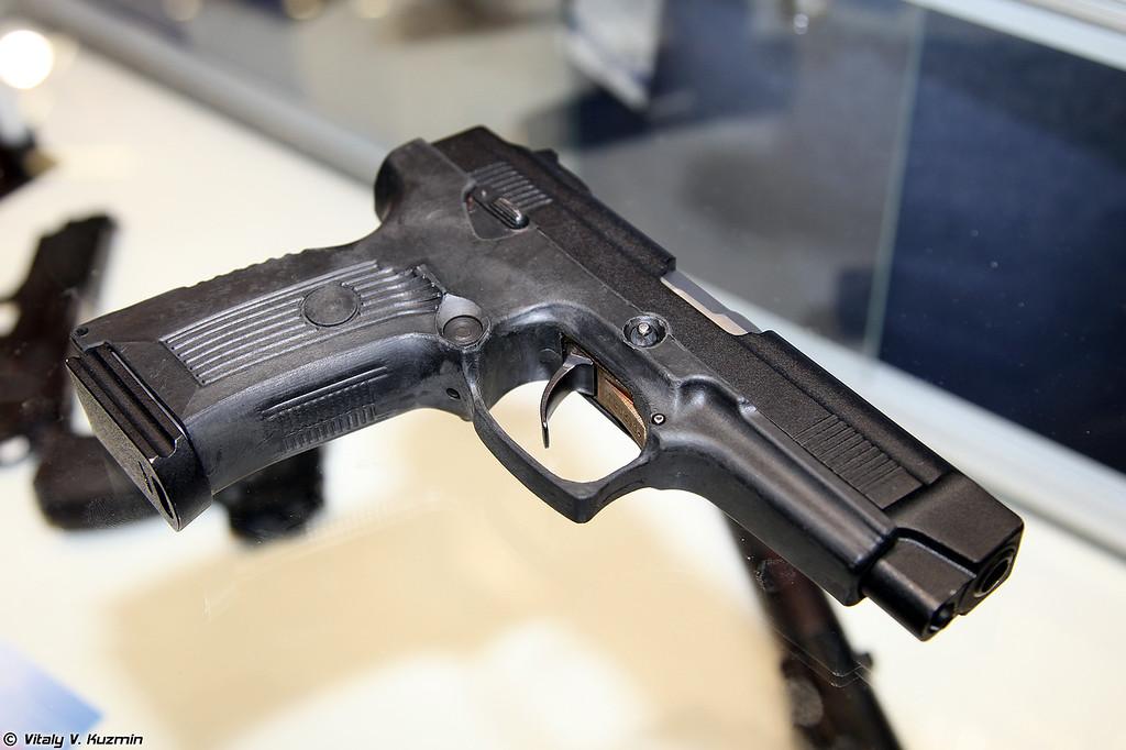 9х21 Пистолет Ярыгина (9x21 Yarygin Pistol PYa Grach)