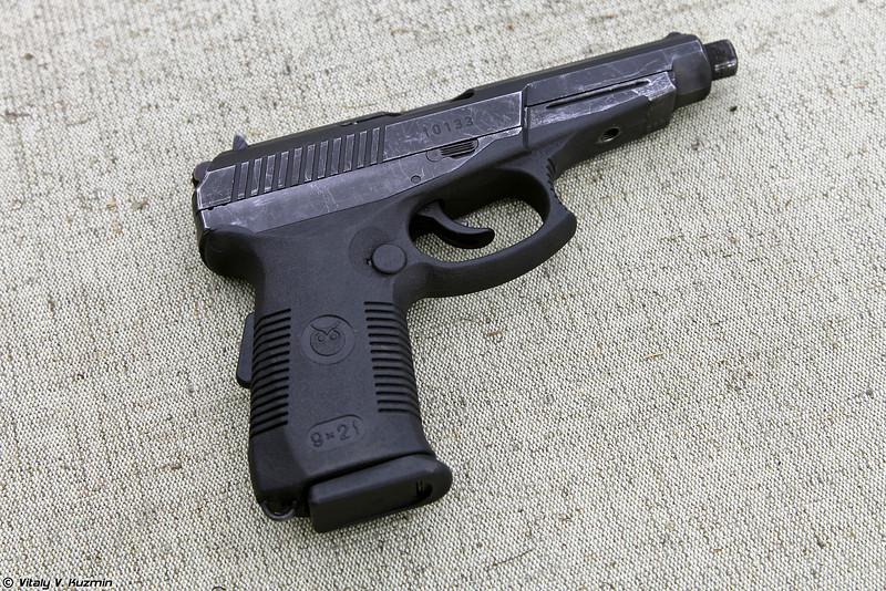Пистолет СР1МП (SR1MP pistol)