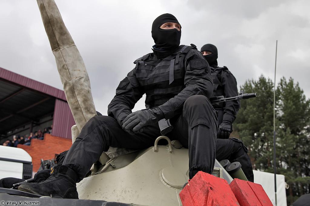 604-й ЦСН Витязь ВВ МВД России (604th Special purpose center Vityaz)