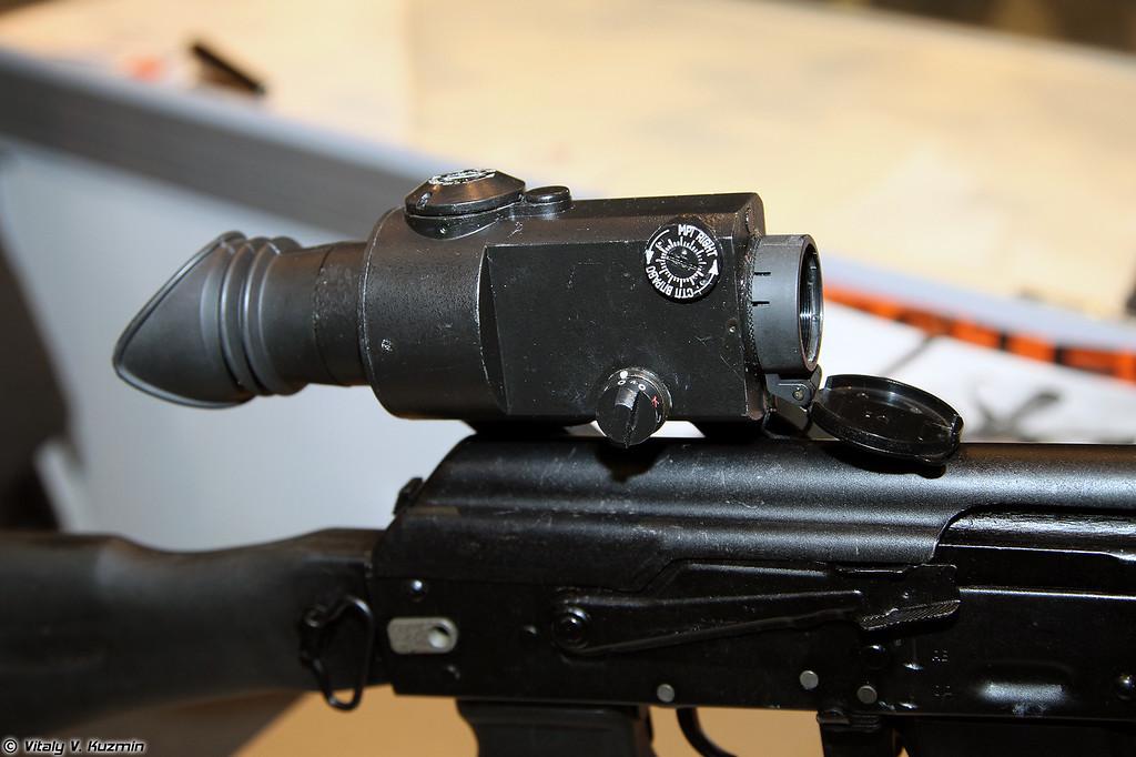 Прицел оптический ПО4х24П2-01 (PO4x24P2-01 sight)