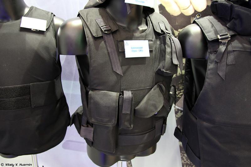 Бронежилет Кора-1МК (Kora-1MK bulletproof vest)