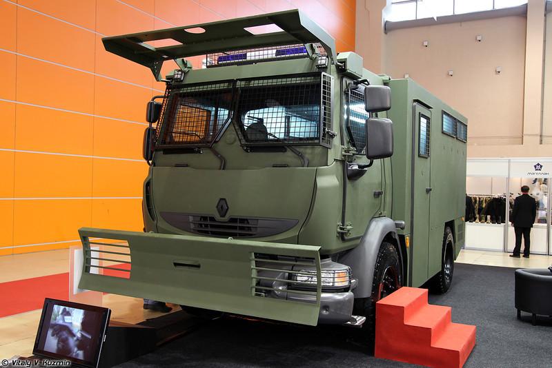 Автомобиль специального назначения MIDS (MIDS security and public order vehicle)