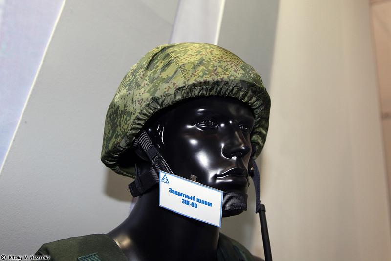 Шлем ЗШ-09 (ZSh-09 helmet)