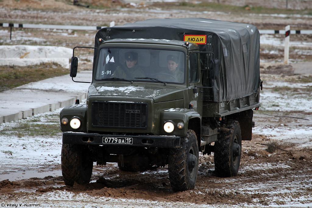 ГАЗ-3308 Садко (GAZ-3308 Sadko)