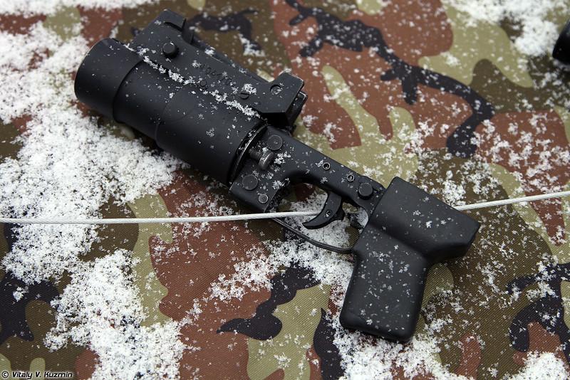 Подствольный гранатомет ГП-30 (GP-30 under barrel grenade launcher)