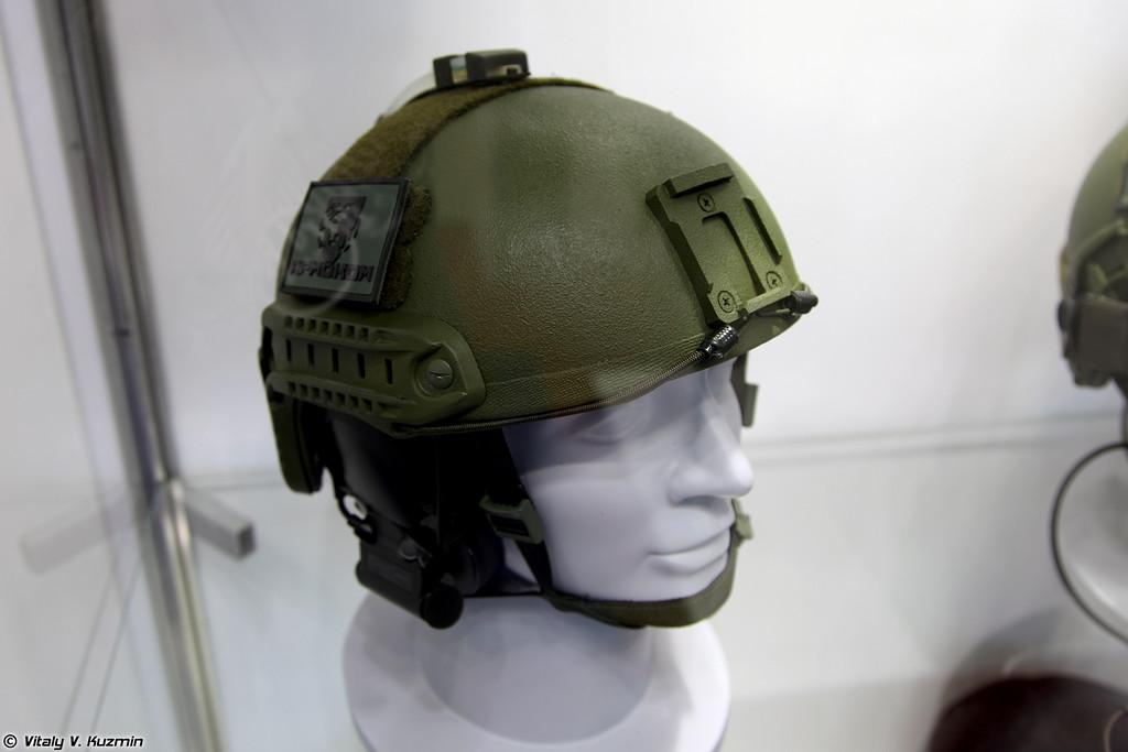 Шлем ЛШЗ-ПУ (LShZ-PU helmet)
