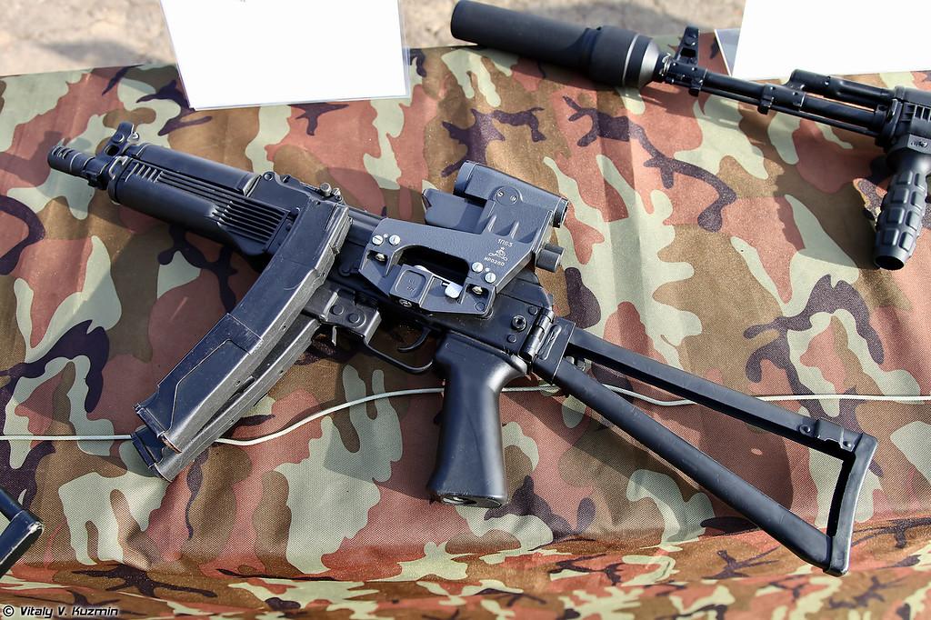 ПП-19-01 Витязь (PP-19-01 Vityaz)
