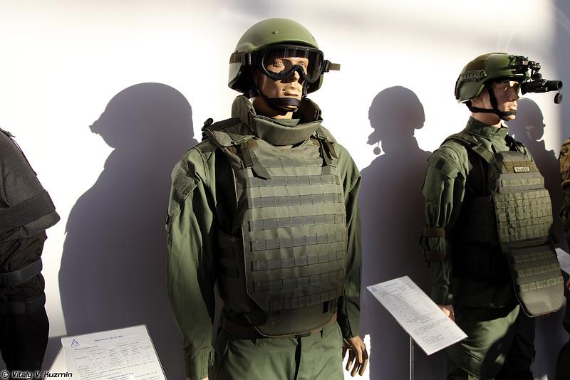 Бронежилет Кулон-ВВ (Kulon-VV bulletproof vest)