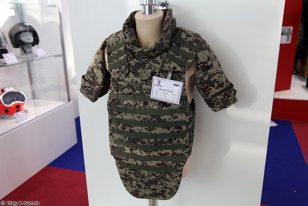 Бронежилет СК-БШ (SK-BSh bulletproof vest)