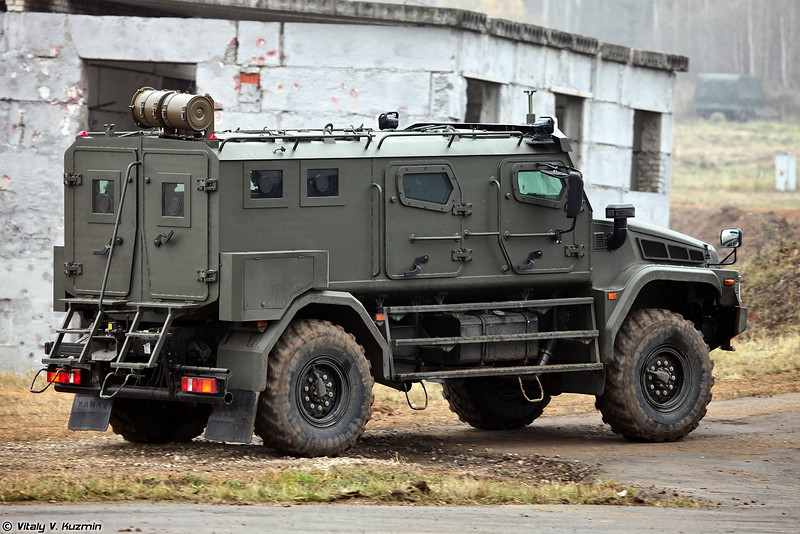 Бронеавтомобиль Патруль-А (Astais Patrol-A armored vehicle)