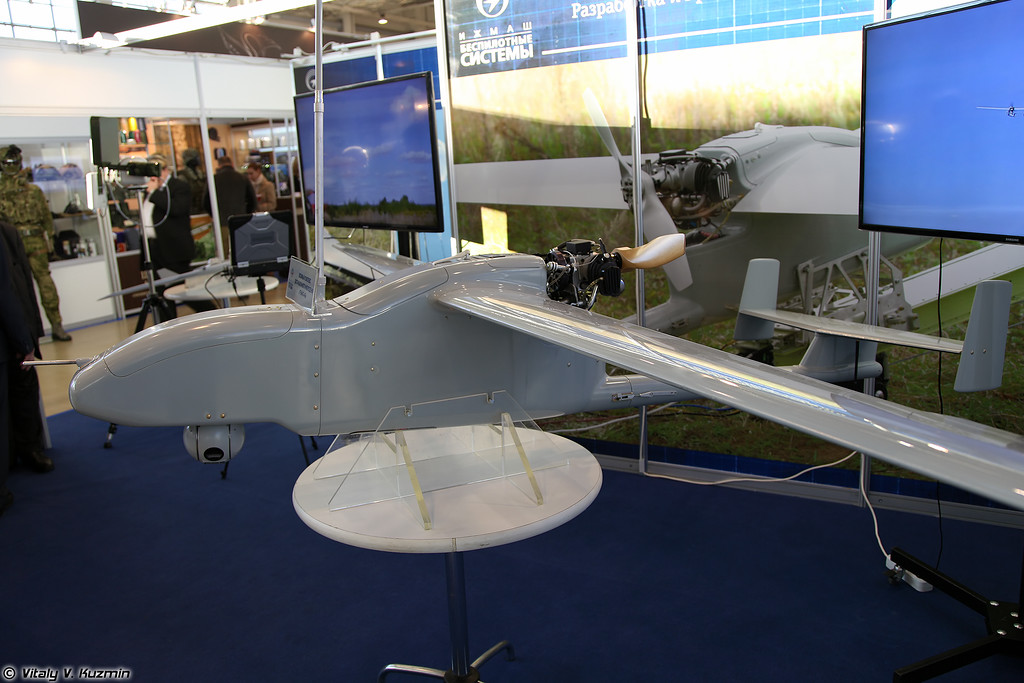 БПЛА Гранат-4 (Granat-4 UAV)