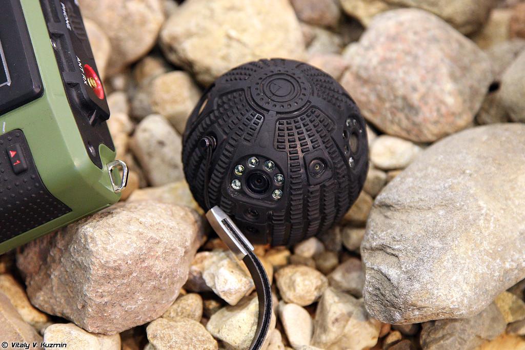 Разведывательно-досмотровое устройство Сфера (Sphera robot)