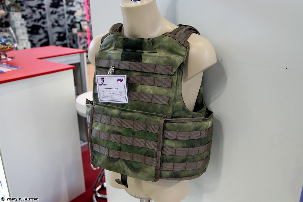 Бронежилет СК-ЕК (SK-EK bulletproof vest)