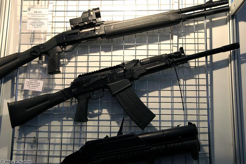 Карабин специальный КС-К (KS-K shotgun)