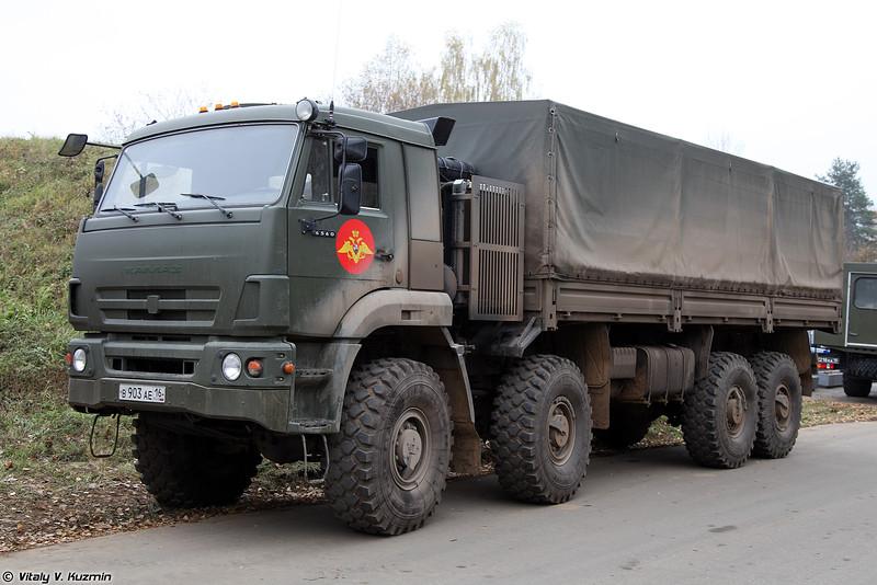 КАМАЗ-6560 (KAMAZ-6560)