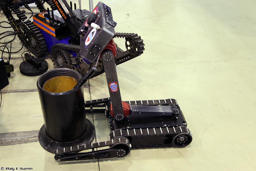 Робототехническое средство Инженер (Engineer robot)