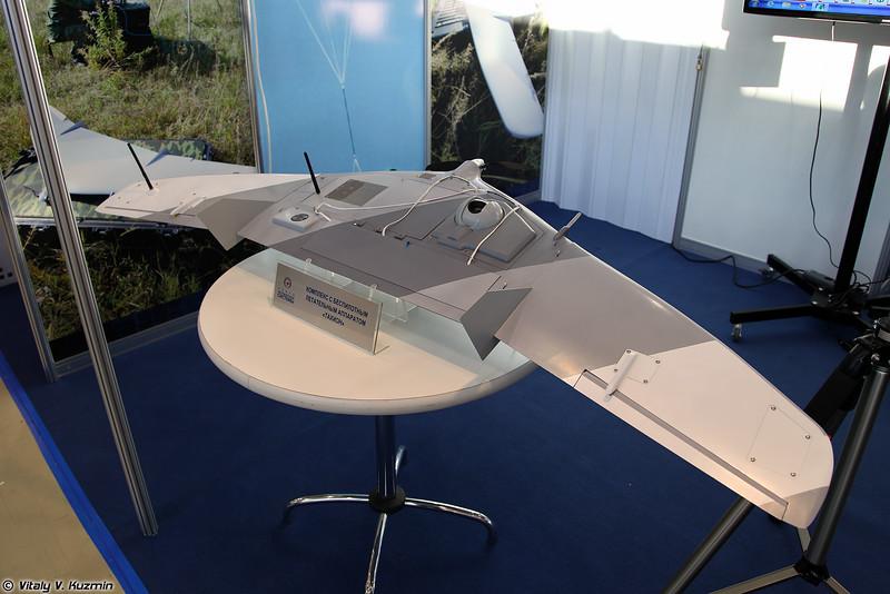 БПЛА Тахион (Tahion UAV)