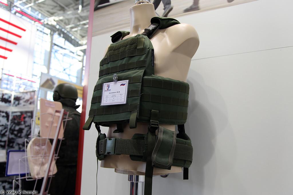 Бронежилет СК-В (SK-V bulletproof vest)