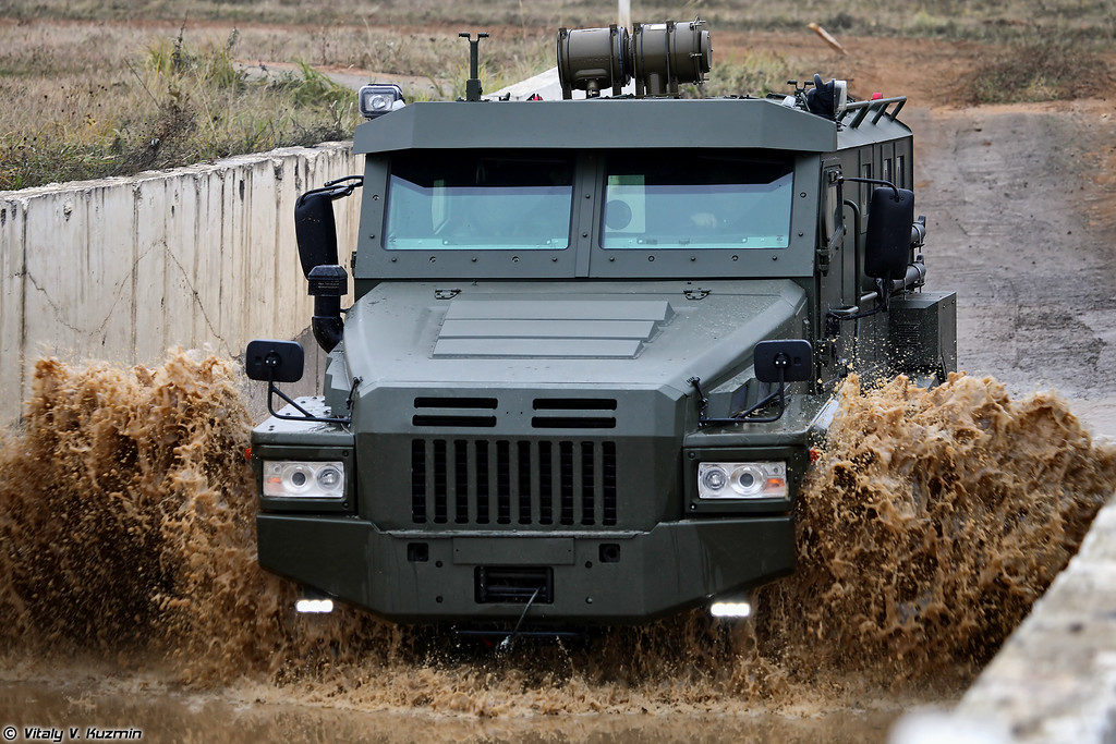 Бронеавтомобиль Патруль-А (Astais Patrol-A armored vehicle)