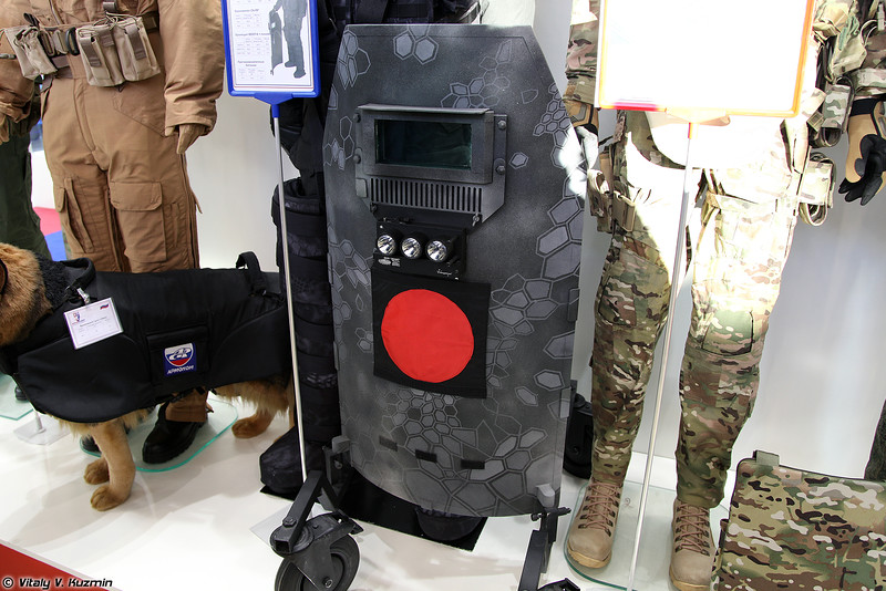 Щит Веер-6 (Veer-6 ballistic shield)