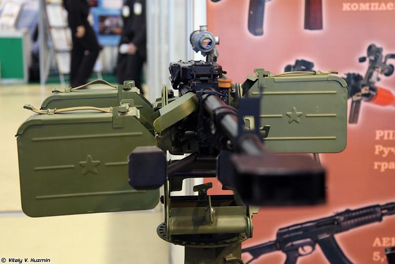 Пулемет Корд (Kord machine gun)