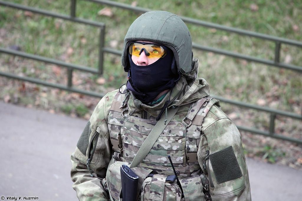 604-й ЦСН Витязь войск национальной гвардии (604th Special Purpose Center Vityaz of National Guard Troops)