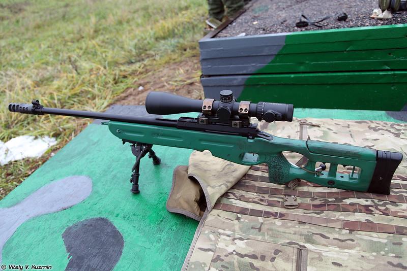 Снайперская винтовка СВ-98 (SV-98 sniper rifle)