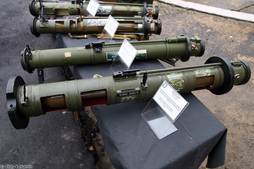РПГ-28 (RPG-28 grenade launcher)
