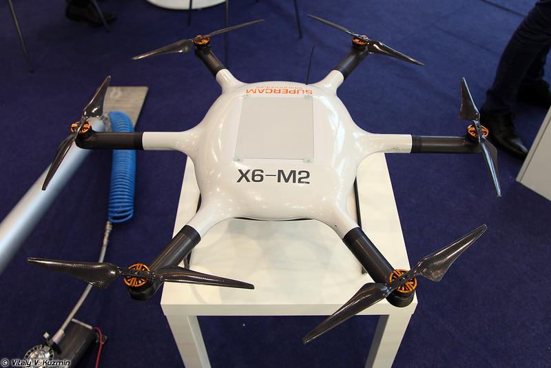 Supercam X6M2