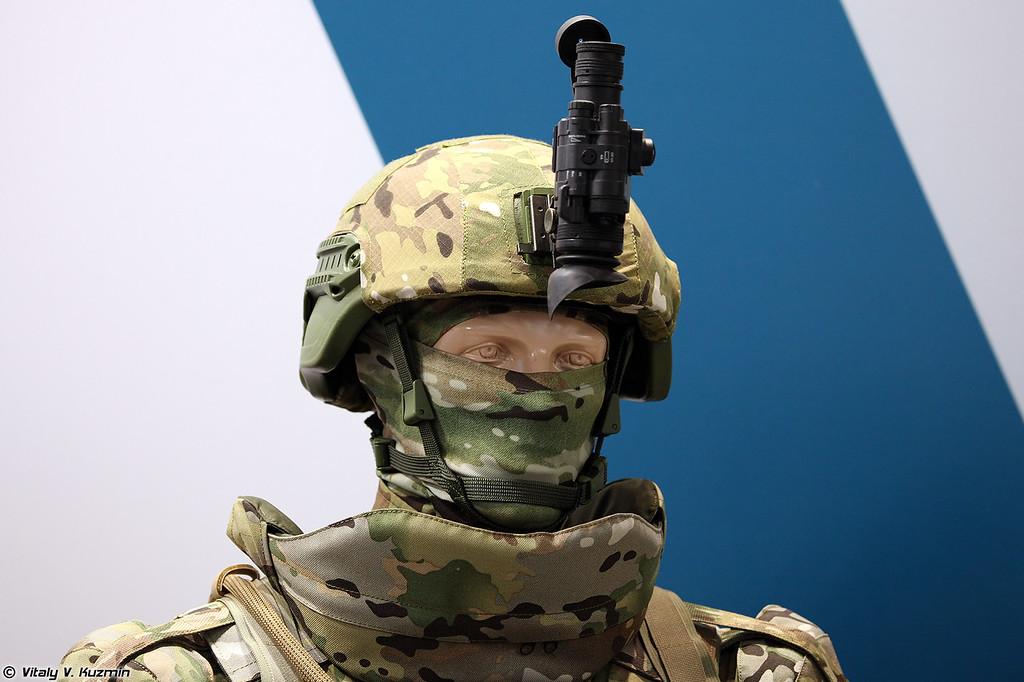 Шлем Тор 2-го класса защиты, иногда называют Тор-2 (Tor helmet)