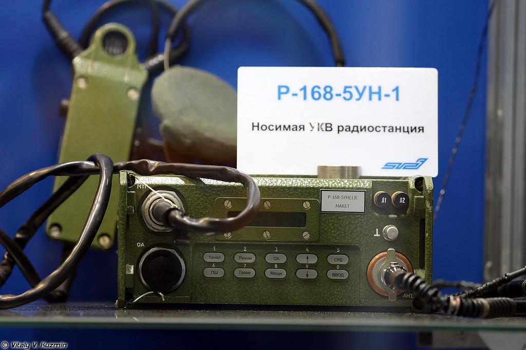 Радиостанция Р-168-5УН(1)Е (R-168-5UN(1)E radio)