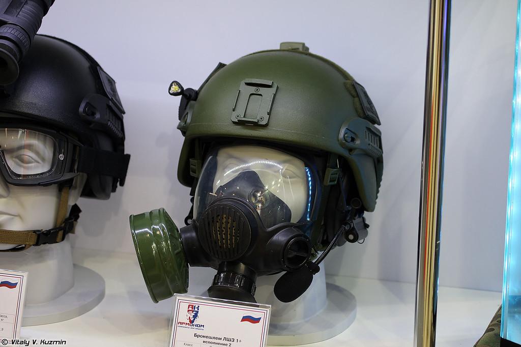 Шлем ЛШЗ 1+ исп.2 (LShZ 1+ mod.2 helmet)