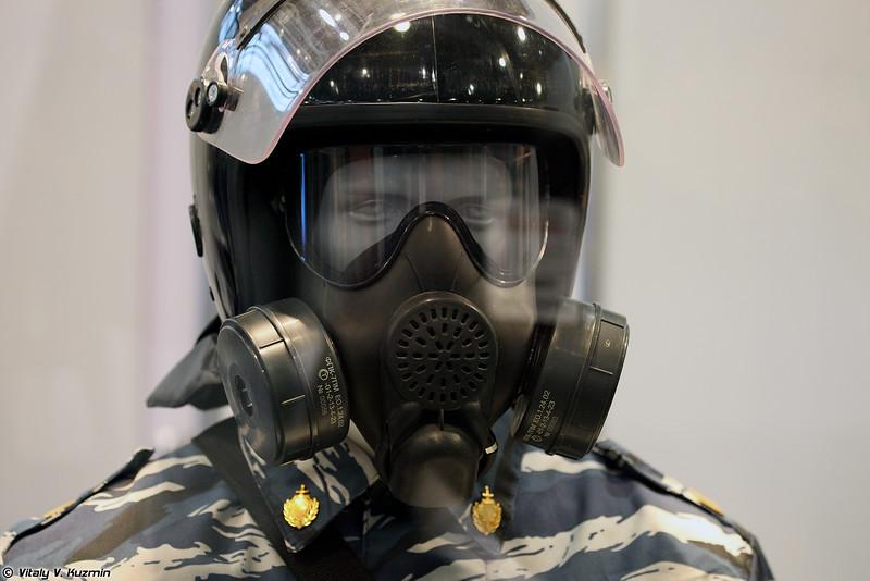 Противогаз ПМК-С (PMK-S gas mask)